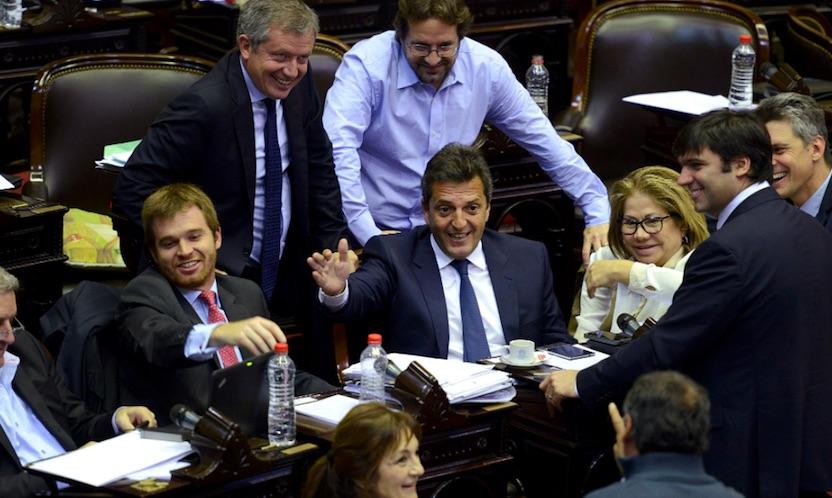 Massa, Massot, Bossio, Monzó