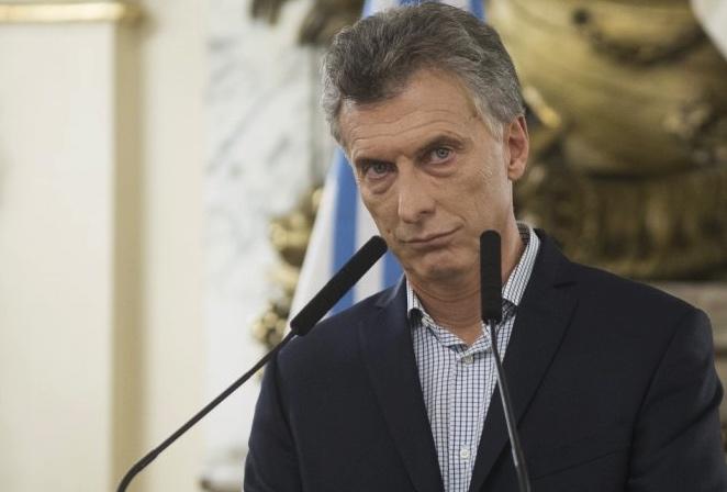 Macri, preocupado