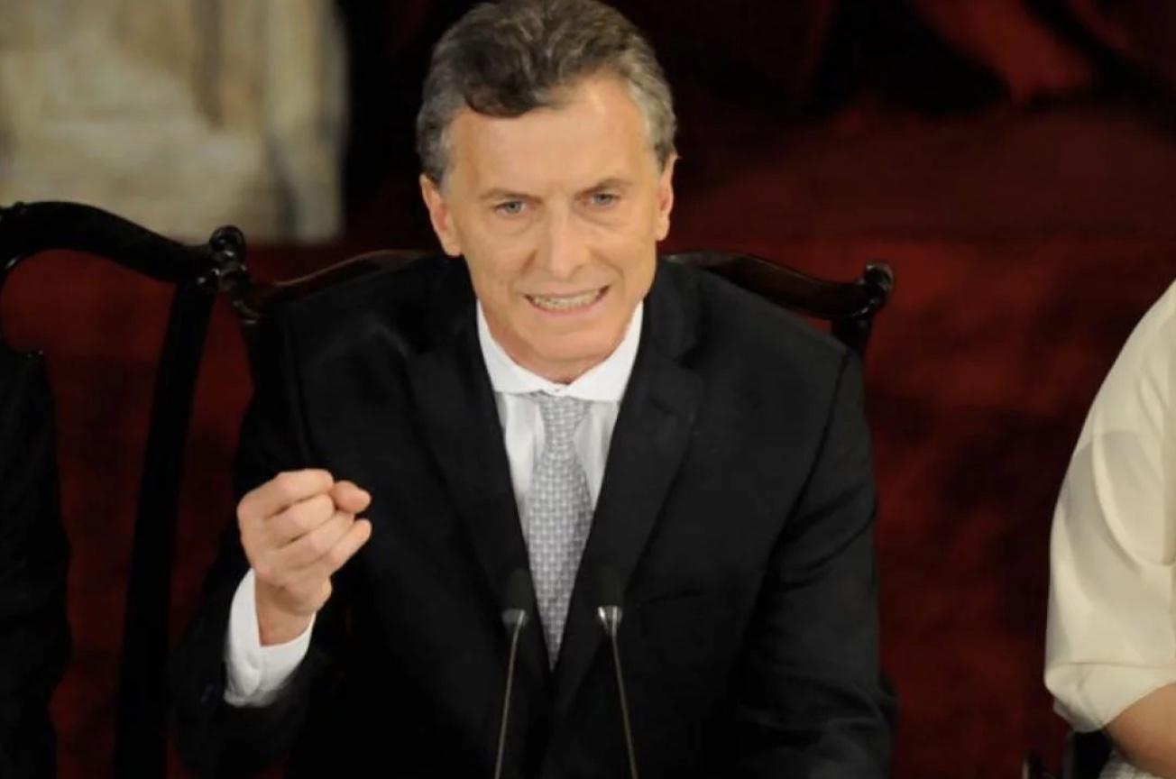 Mauricio Macri, Sesiones ordinarias del Honorable Aguantadero de la Nación