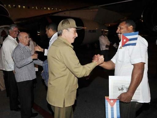 Médicos cubanos, Raúl Castro