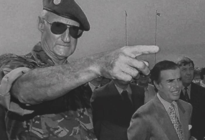 General Martín Balza