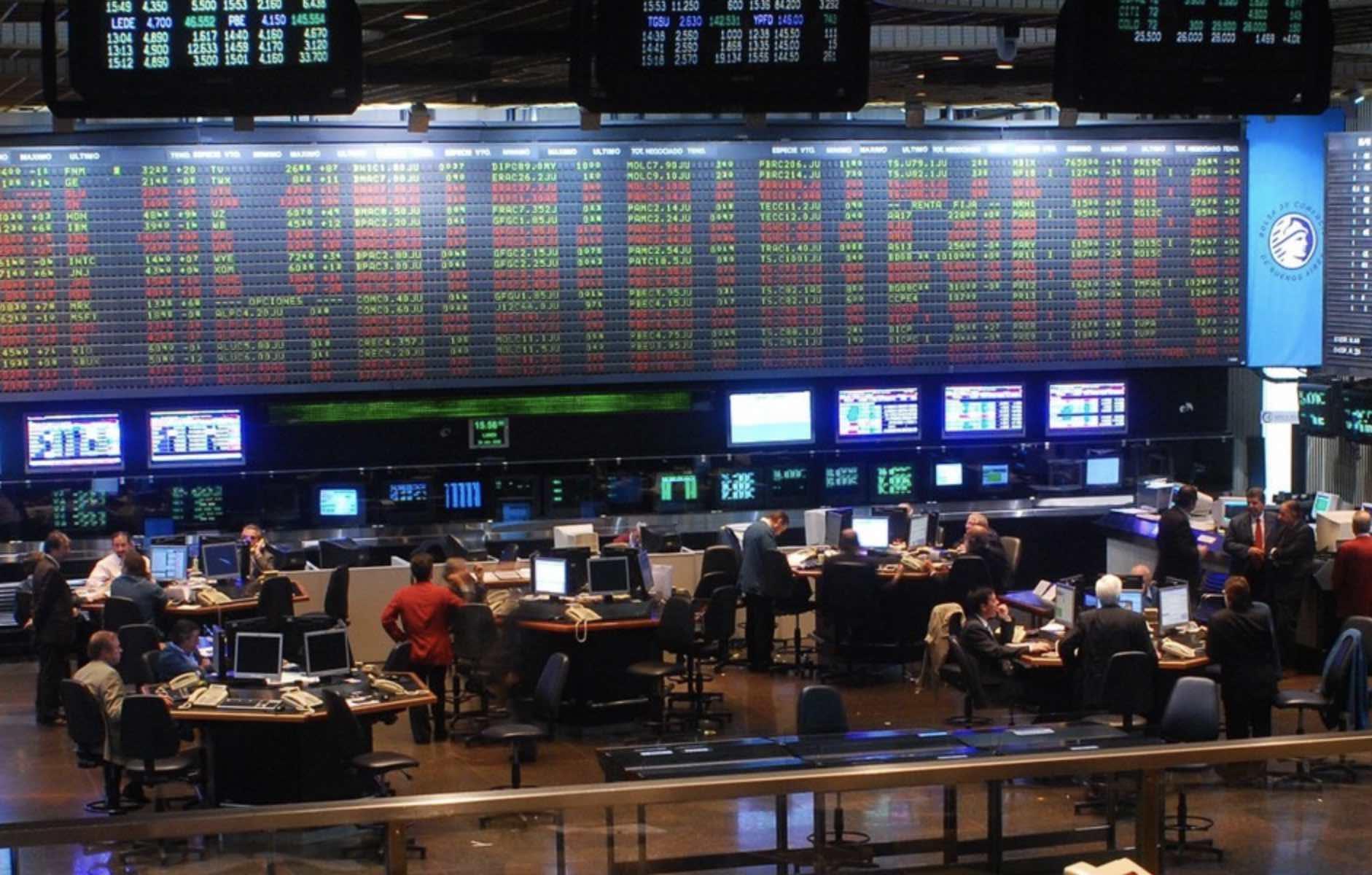 Mercados financieros, Eric Nesich, Garovaglio & Zorraquín, Longvie