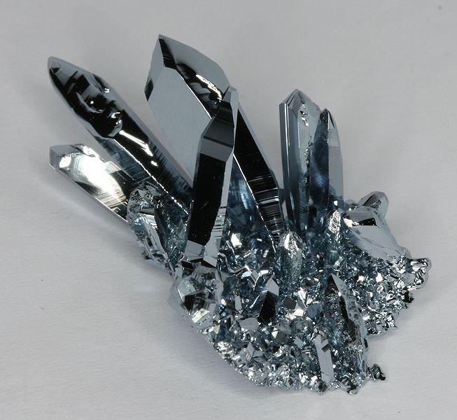 Metales Raros, Estados Unidos, China