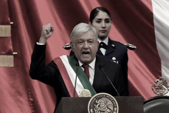 AMLO, López Obrador, Terrorismo fiscal, Ley de impuestos, Confiscación