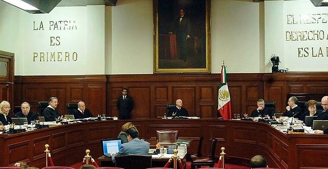 México, Tribunales