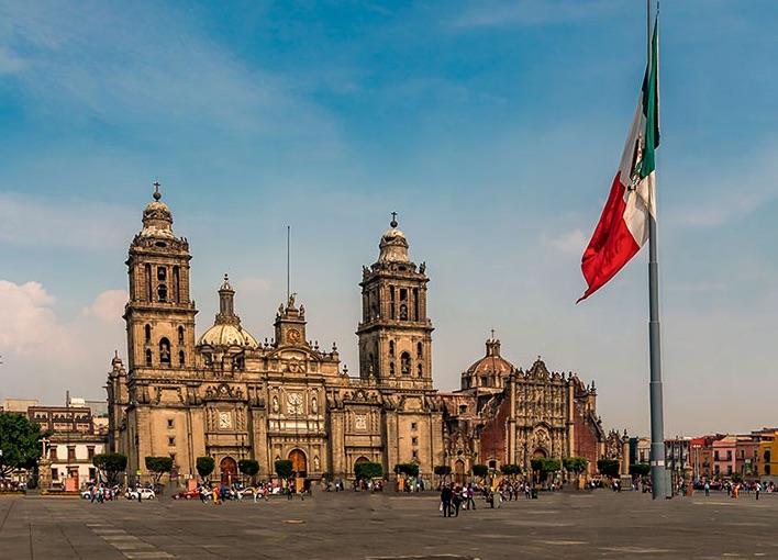 México, Zócalo, Frente Ciudadano por México, Anaya, Presidenciales, 1ero de Julio