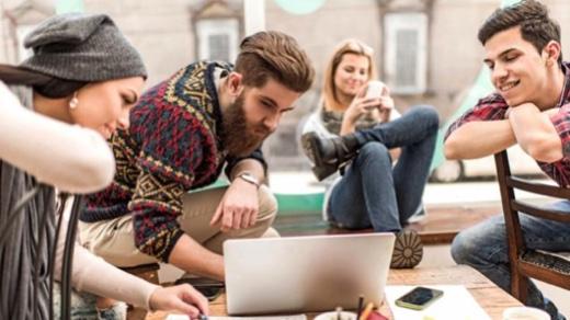 Millennials, Apuestas online, TragaperrasWeb