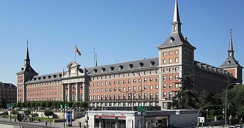 Madrid, La Moncloa
