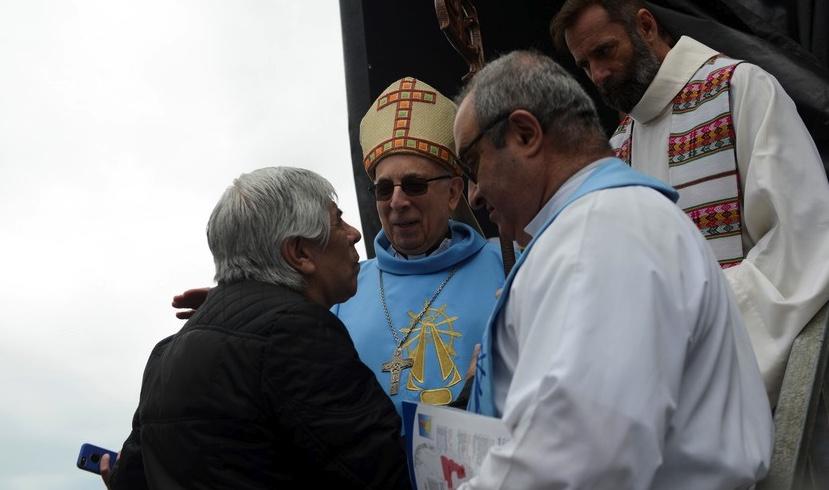 Ojea y Moyano, Mafia sindical, Iglesia Católica, Crimen organizado