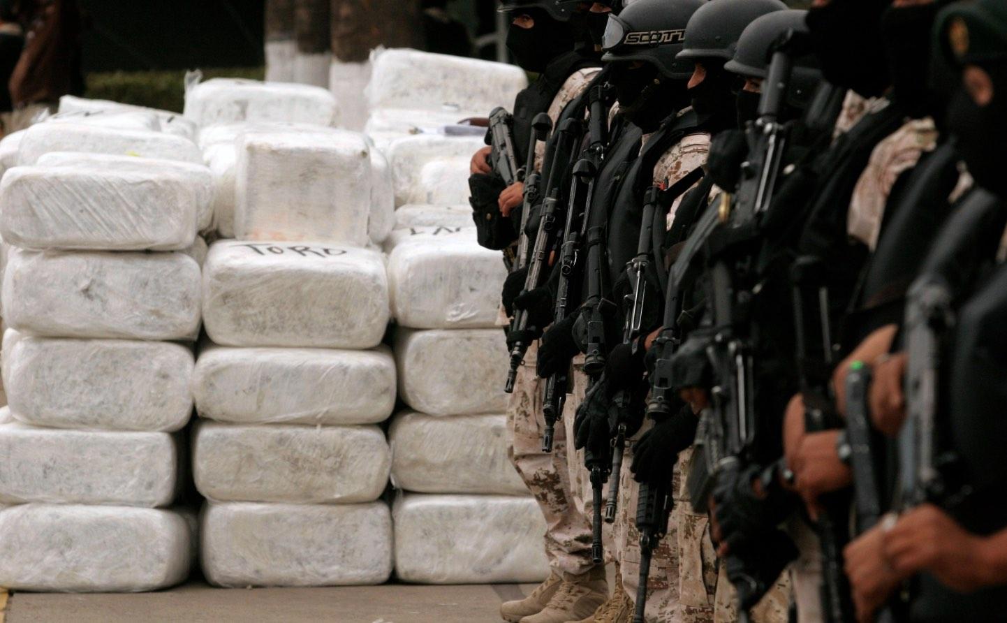 Narcotráfico, América Latina
