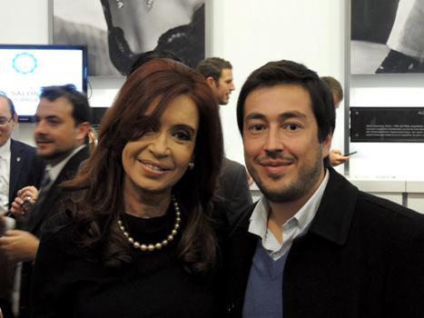 Nardini, Cristina Kirchner
