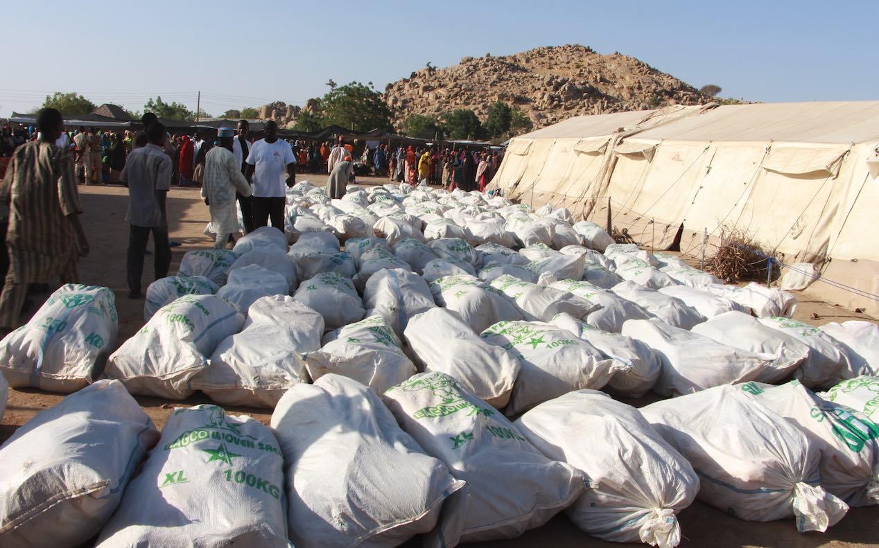 Nigeria, MSF