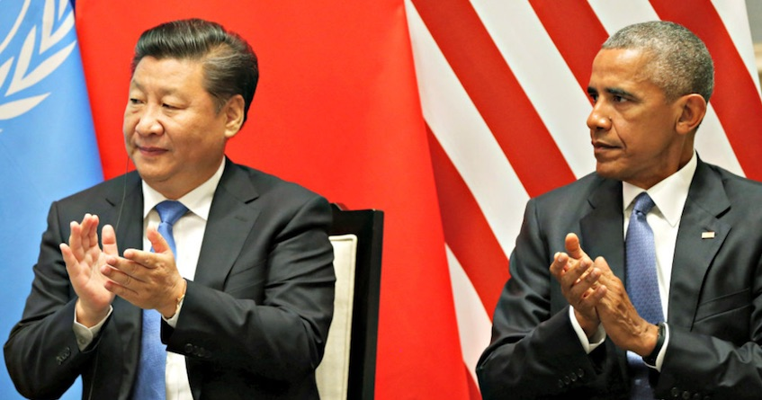 Obama, Xi Jinping