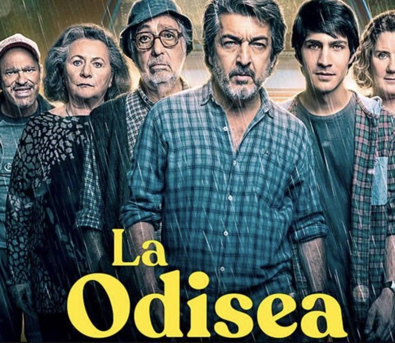 Odisea de los Giles, Ricardo Darín
