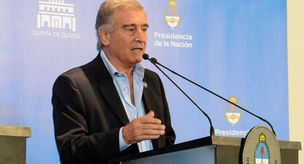 Oscar Raúl Aguad, Ministerio de Defensa