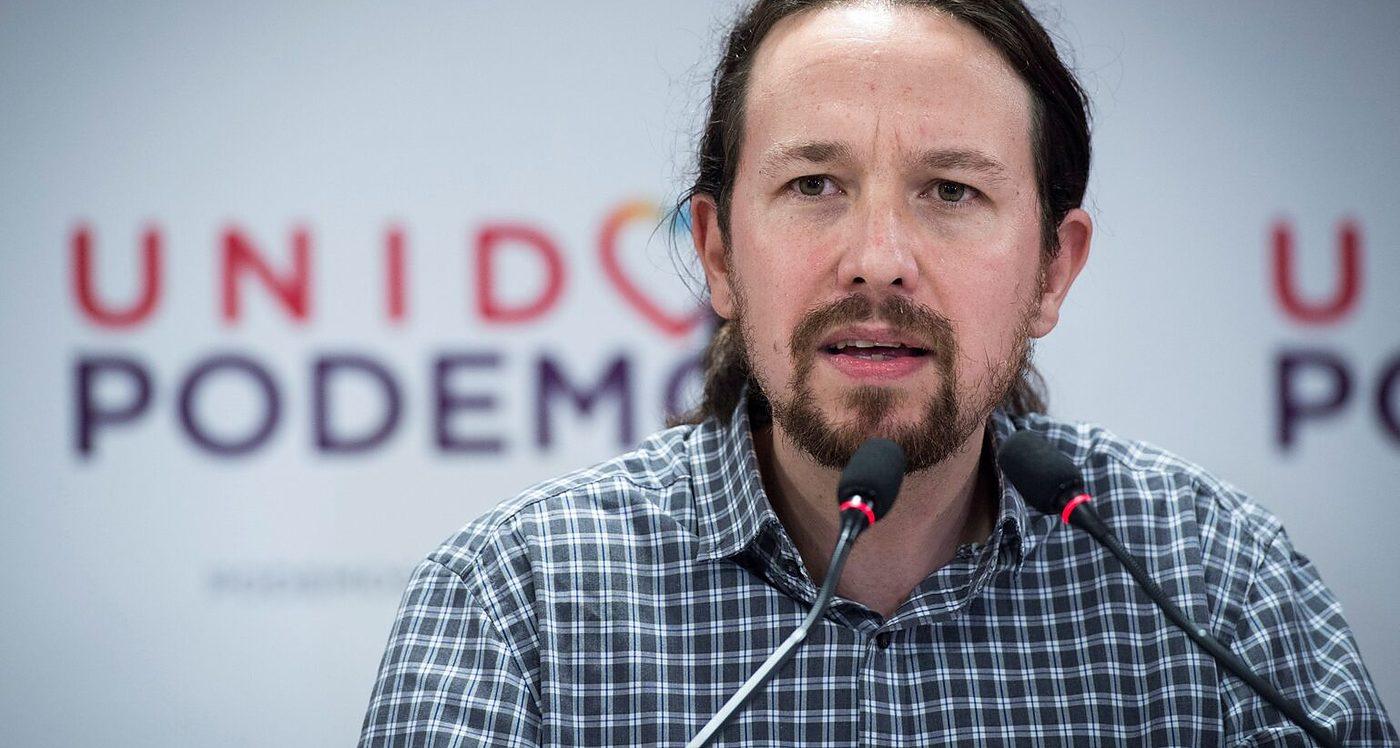 Pablo Iglesias, Podemos, Izquierda, Saqueo, Despilfarro