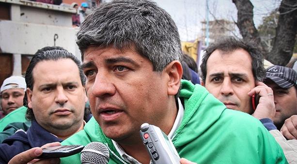 Pablo Moyano, mafia sindical, Camioneros
