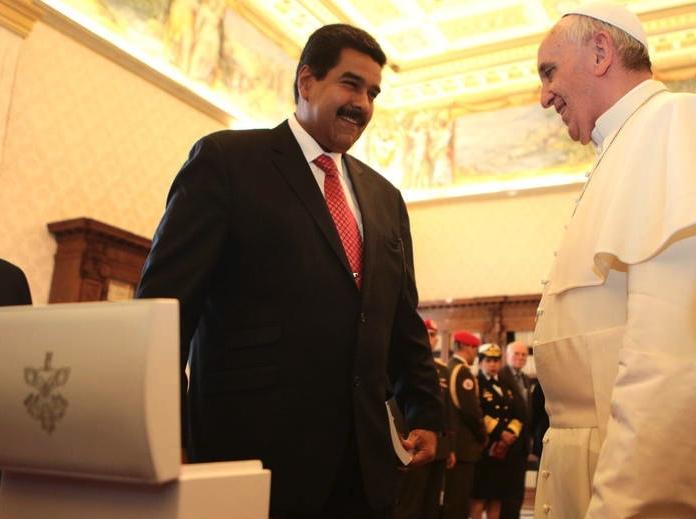 Papa Francisco, Dictadura, Teología de la Liberación, Marxismo, Represión, Nicolás Maduro, Genocidio