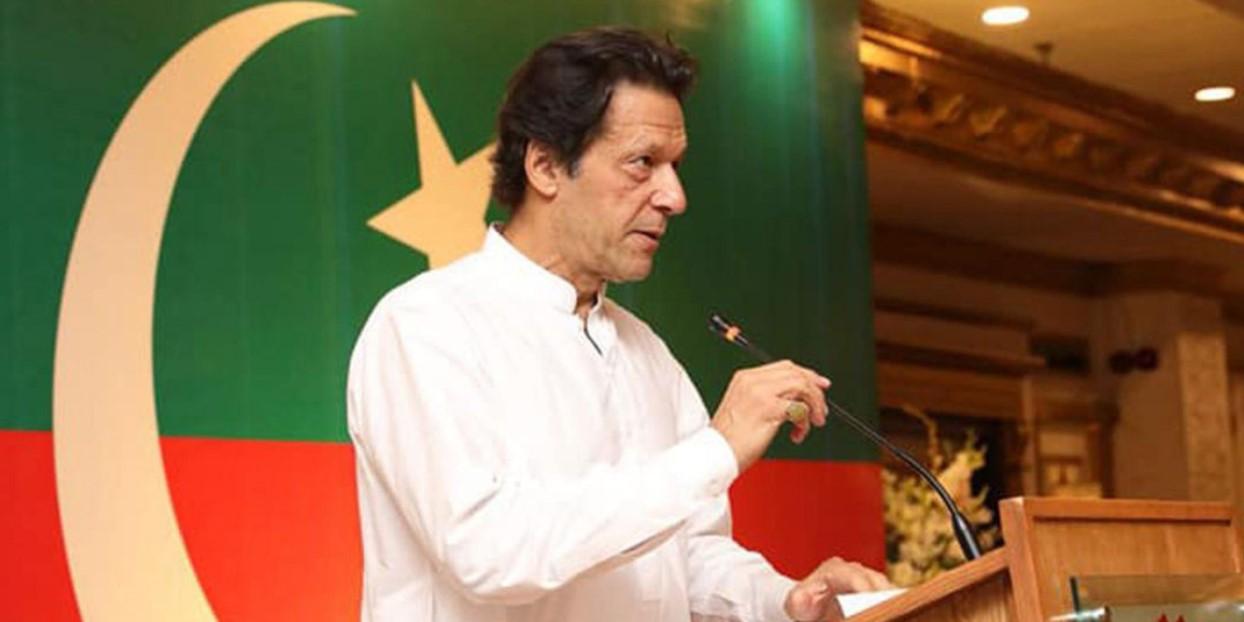 Imran Khan, Paquistán