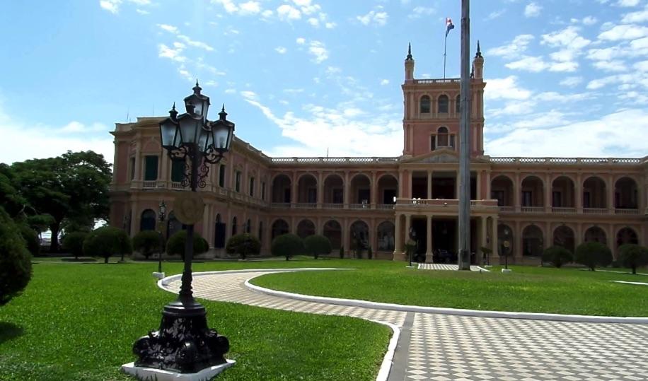 Casa de Gobierno, República del Paraguay, Asunción