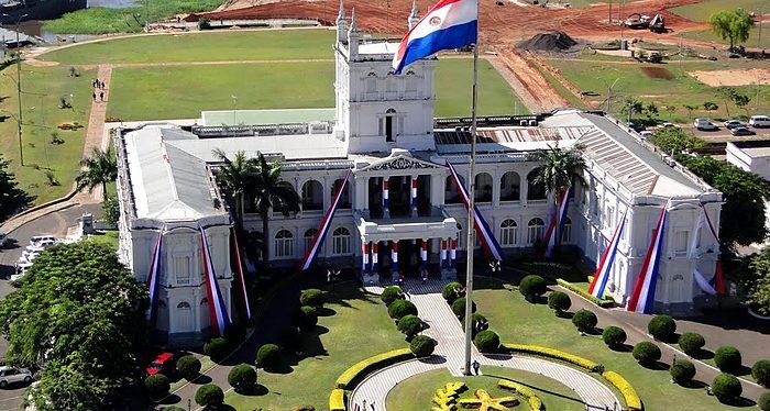 Casa de Gobierno, Paraguay, Corrupción
