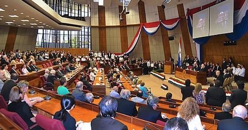 Congreso, Paraguay