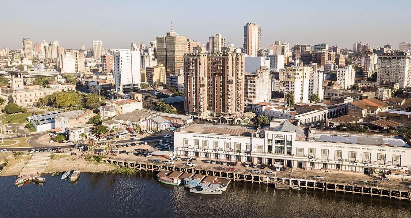 Paraguay, Desarrollo económico, Víctor Pavón