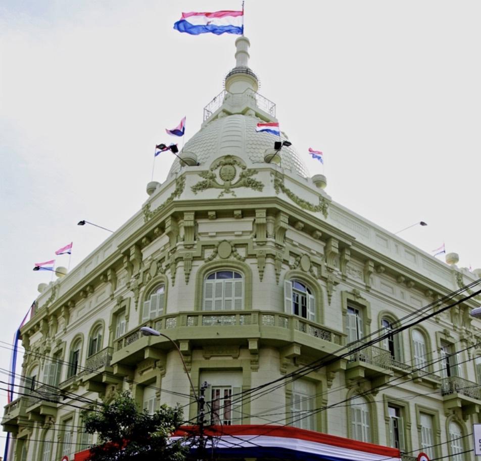 Ministerio de Hacienda del Paraguay