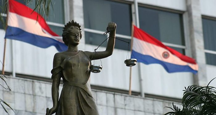 Justicia, sistema judicial en Paraguay