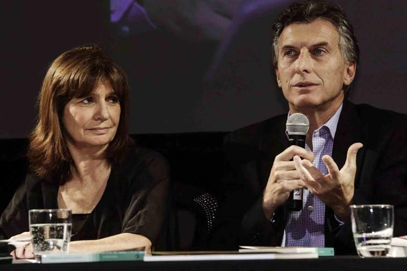 Patricia Bullrich, Mauricio Macri