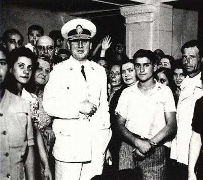 Perón, 1943