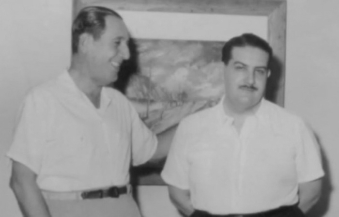 Perón y John William Cooke