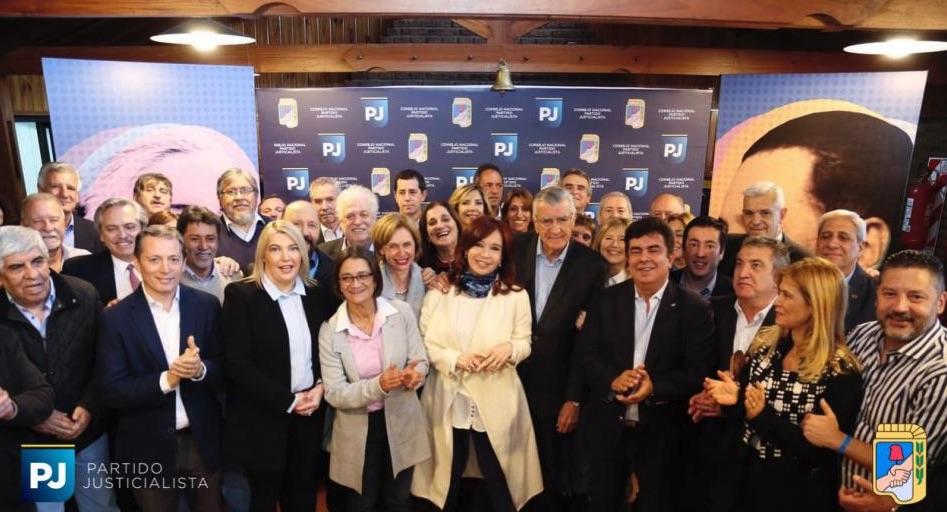 Peronismo, La foto de la Corrupción, Rosana Bertone