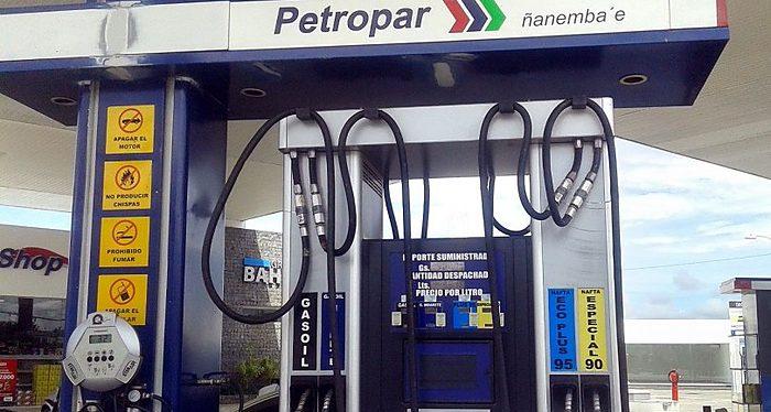 Petropar, Paraguay