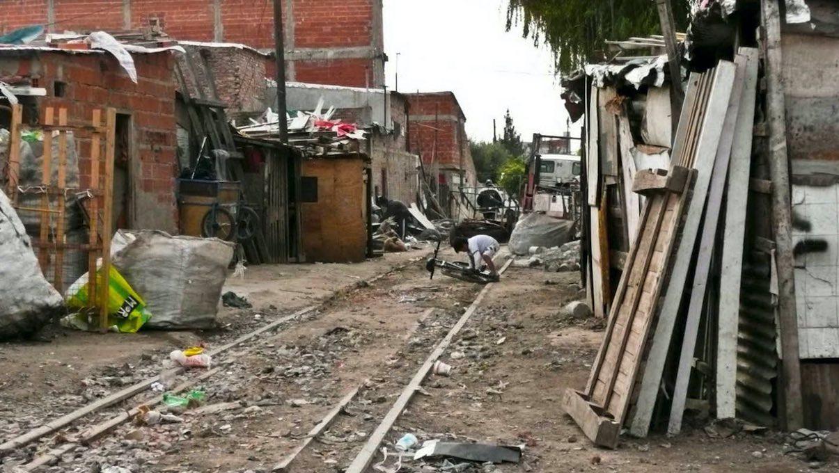 Pobreza, Argentina