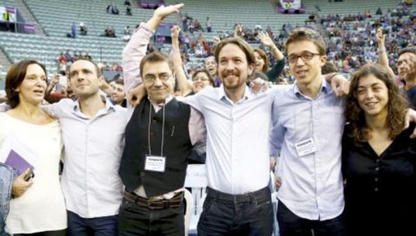 Podemos, España