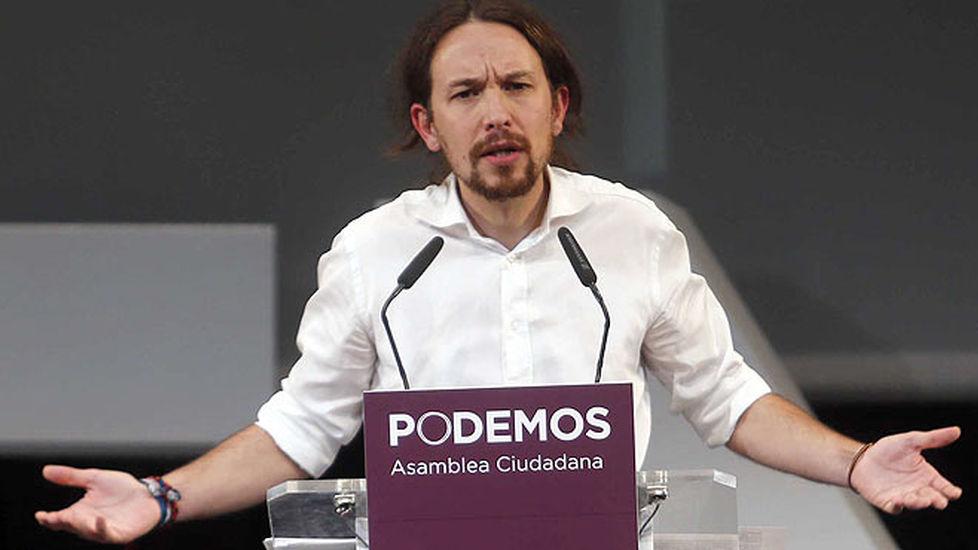 Pablo Iglesias, Podemos, España, Populismo, Autoritarismo