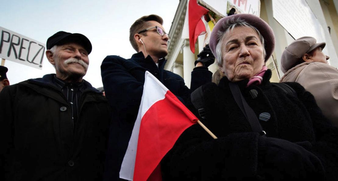 Polonia, Elecciones en la Unión Europea