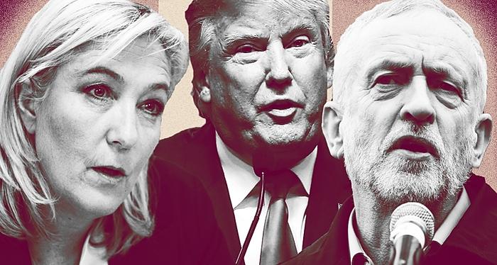 Tom G. Palmer, populismo y antiliberales