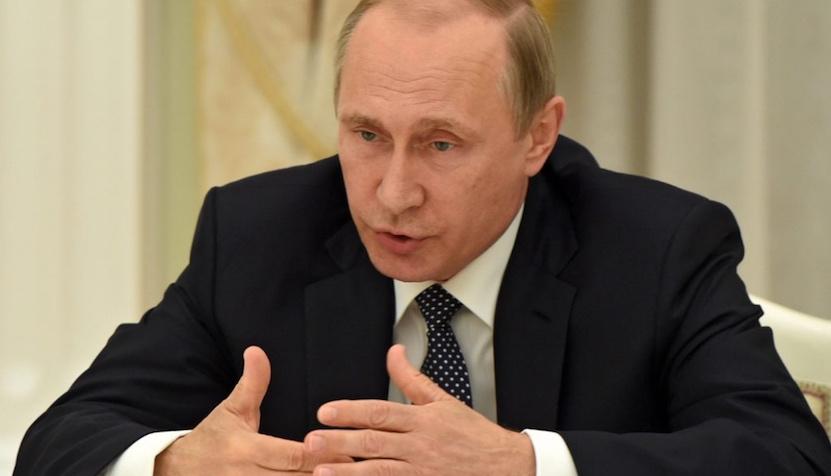 Vladimir Putin, Rusia, Moscú