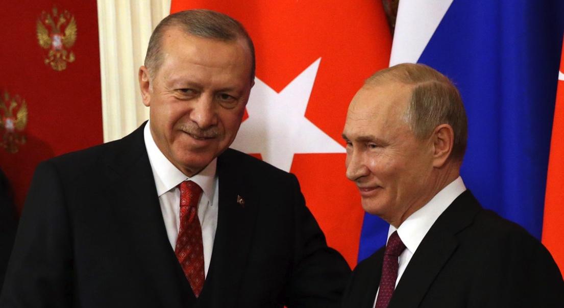 Putin y Erdogan, Compra de sistemas S-400