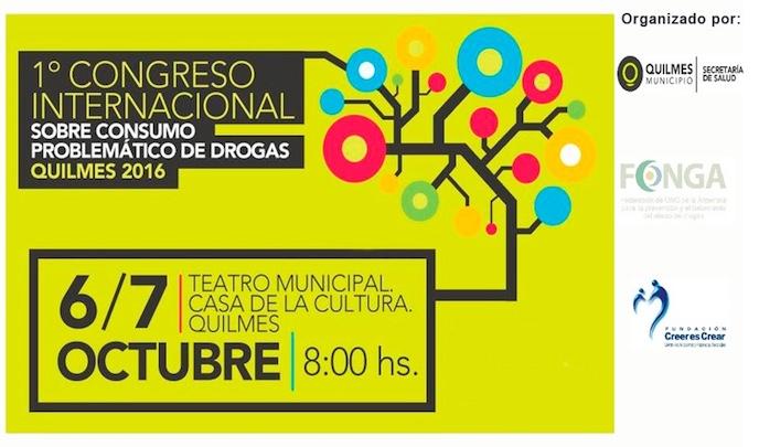 Quilmes, Congreso, Drogas