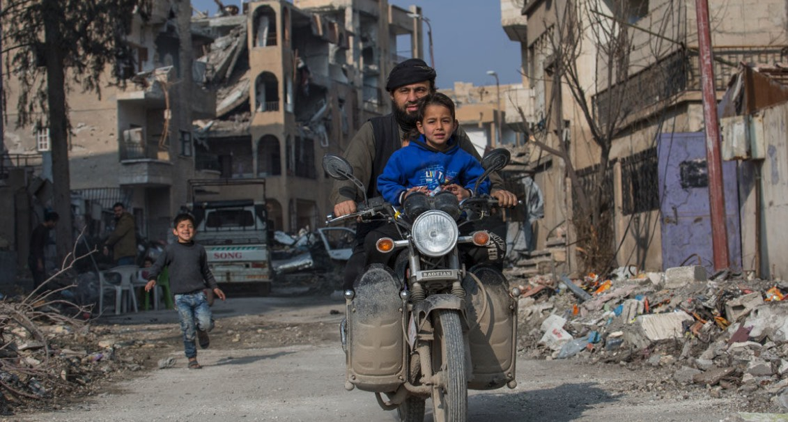ISIS, Raqqa