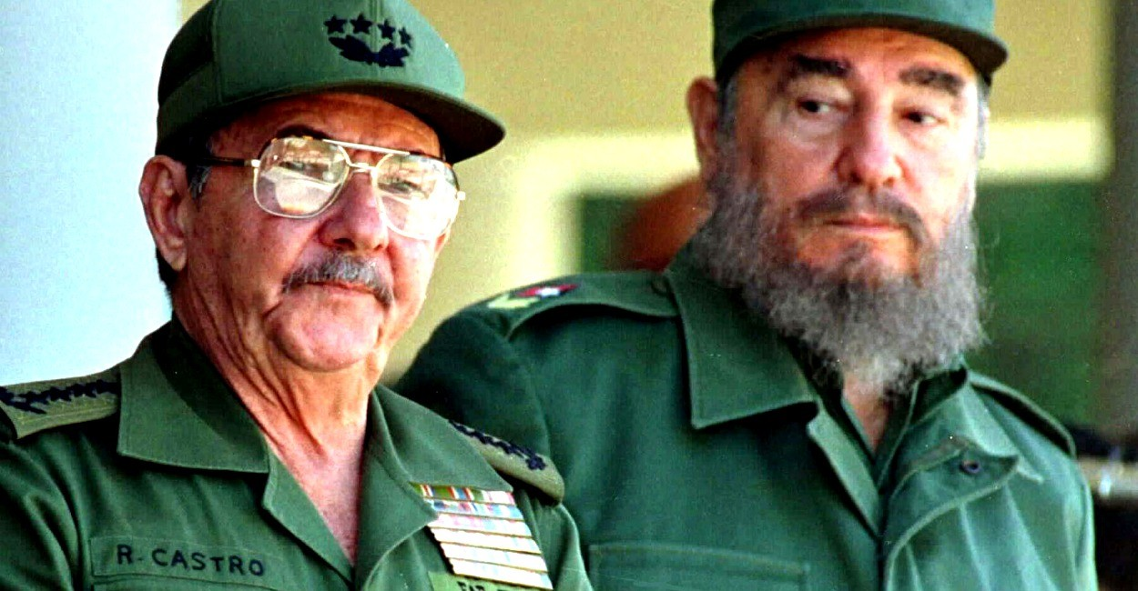 Raúl Castro, Fidel Castro Ruz