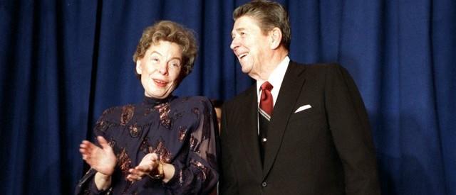 Reagan, Kirkpatrick