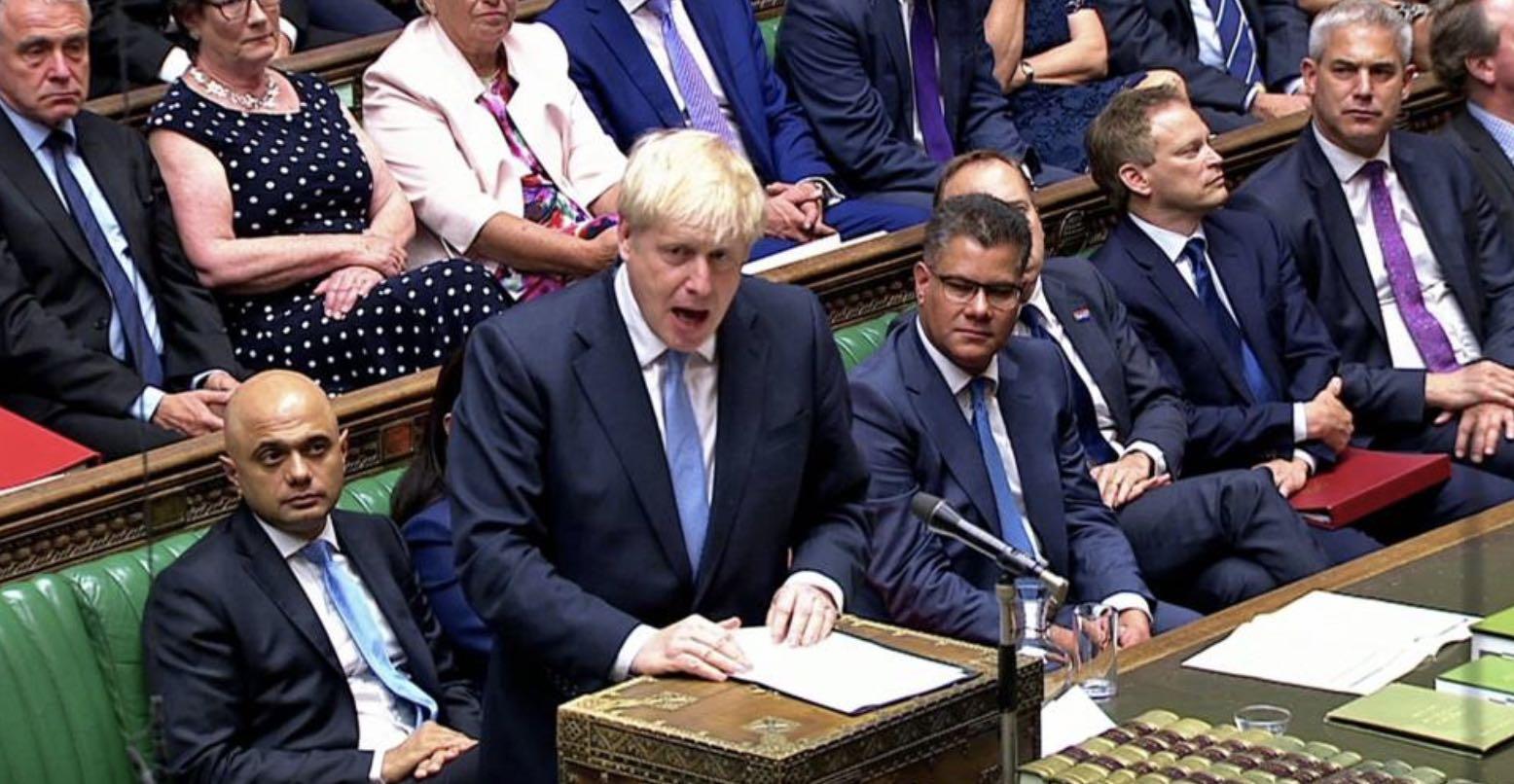 Johnson, Brexit