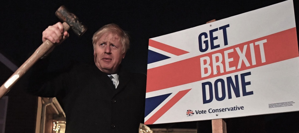 Reino Unido, Boris Johnson
