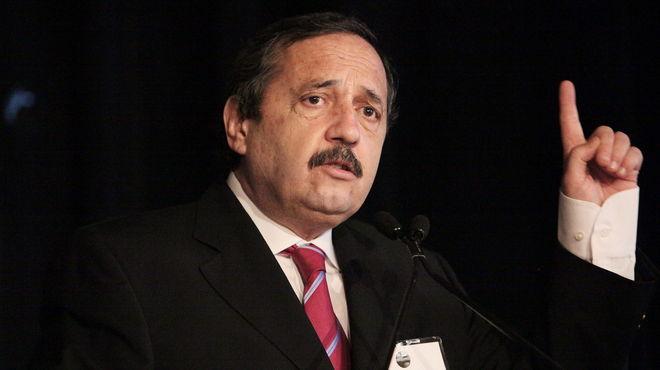 Lousteau, Ricardo Alfonsín