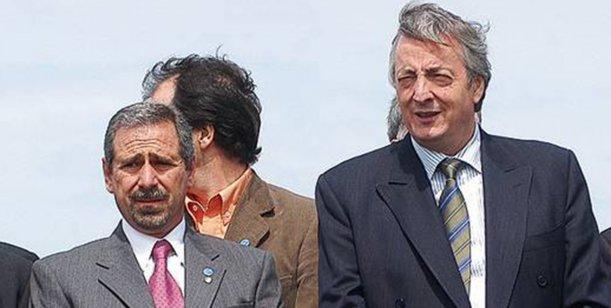 Jaime y Kirchner