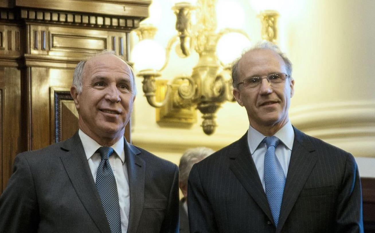 Ricardo Lorenzetti y Carlos Rosenkrantz, Corrupción judicial, Jueces corruptos, Impunidad judicial, Norberto Oyarbide